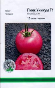 томат пинк уникум зрелые помидоры