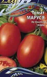 помидоры Маруся фото