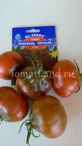помидоры трюфель черный