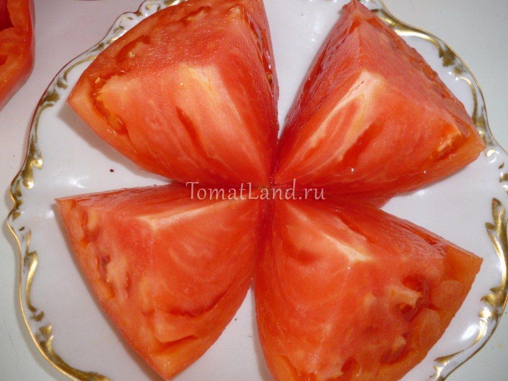 томат бельмонте фото в разрезе