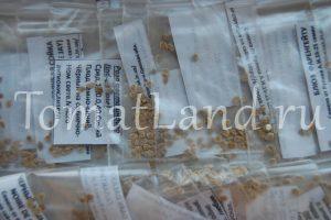 семена от коллекционеров