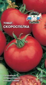 томат скороспелка