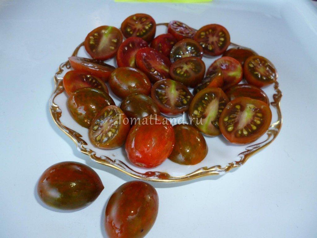 помидоры Дануба фото спелых плодов