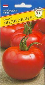 помидоры шеди леди фото спелых плодов
