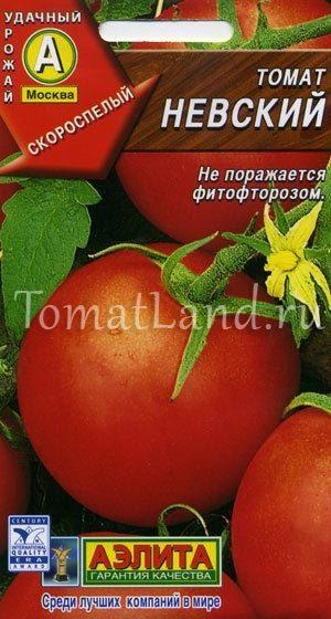 томат Невский описание фото