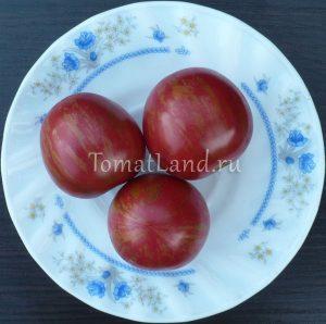 помидоры Вернисаж розовый