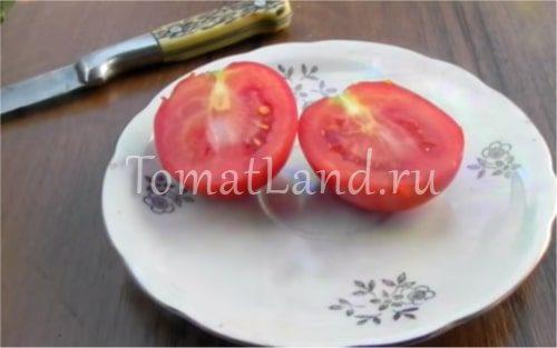 маруся помидор в разрезе