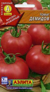 томат демидов аэлита особенности