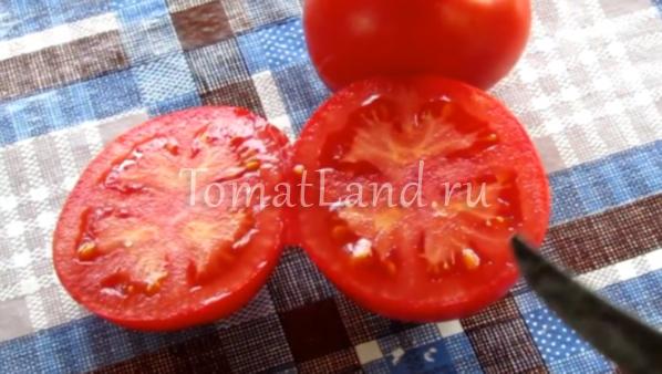 помидоры персей фото в разрезе
