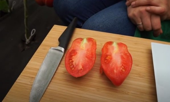 помидор солоха фото в разрезе