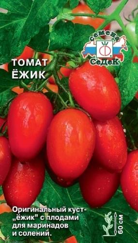 помидоры сорт ежик отзывы