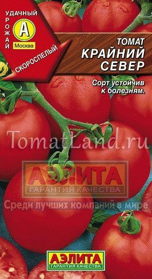 помидоры крайний север фото