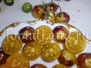 томат Аметист вишня