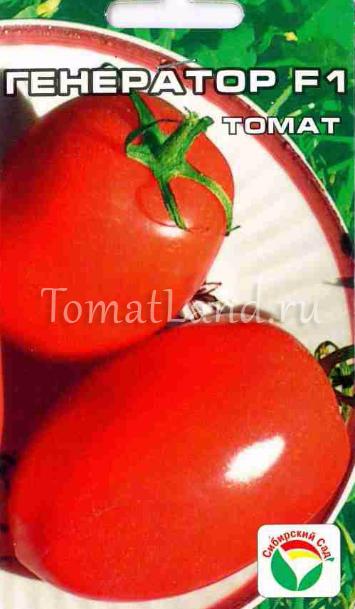 томат Генератор f1 фото отзывы характеристика