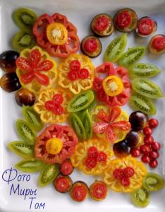 томаты от Миры Том