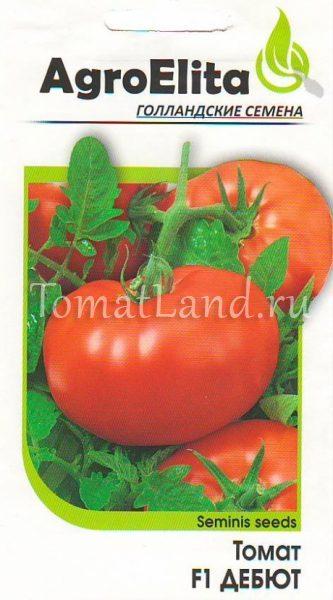 помидоры Дебют фото спелых плодов отзывы характеристика