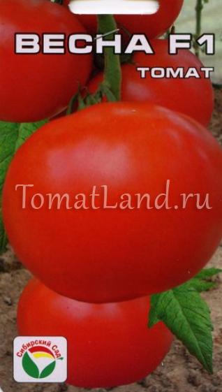 томаты весна отзывы