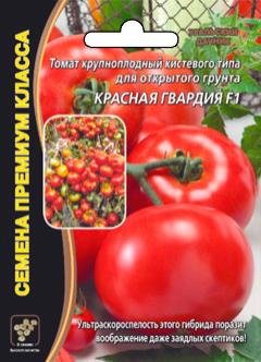 томат красная гвардия