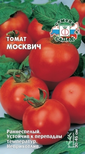 Томаты москвич характеристика и описание сорта