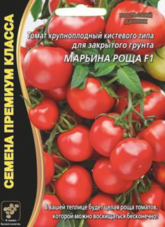 Томат Марьина Роща: описание и характеристика сорта