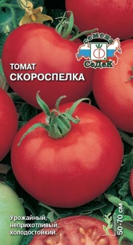 томаты скороспелка фото