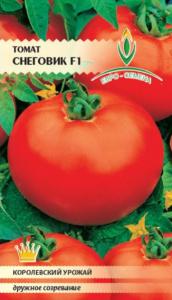 томат снеговик отзывы