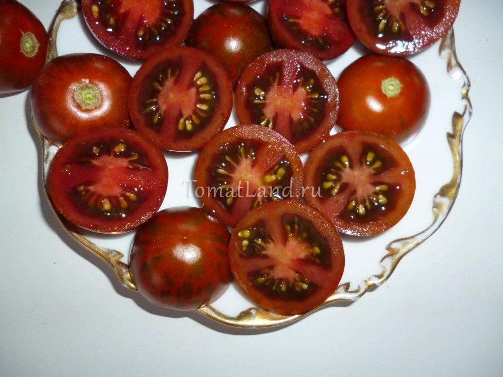 томат черная зебра черри фото отзывы