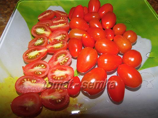 Помидоры эльф фото спелых плодов