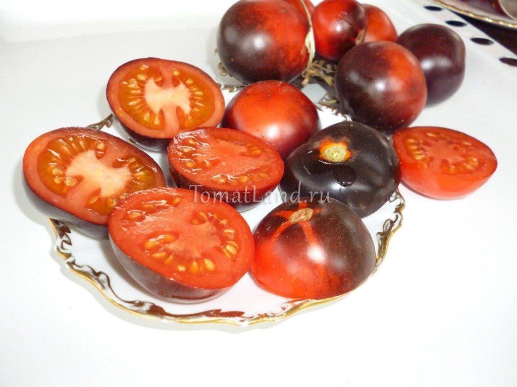почти голубая кровь помидоры фото