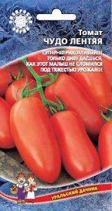 томат чудо лентяя