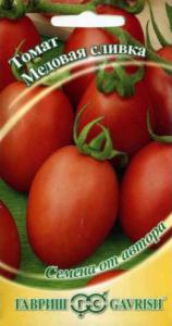 томат медовая сливка