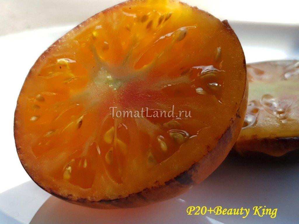 томаты р 20 + бьюти кинг