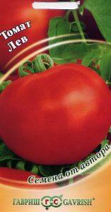 помидоры Лев фото спелых плодов