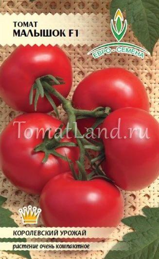 помидоры малышок отзывы фото