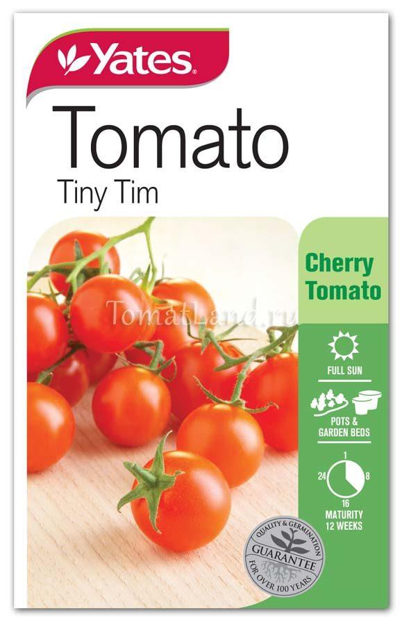 помидоры крошка Тим фото отзывы
