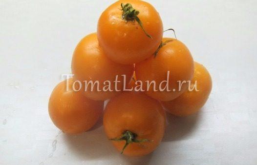 томат граф из Эджкомб фото