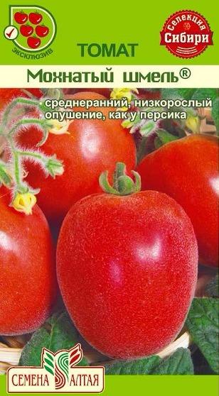 томаты мохнатый шмель фото