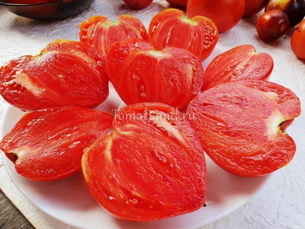 помидор сердце бангладеш фото характеристика